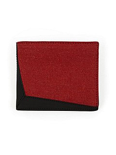 Tela Stella Wallet in Red