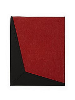 Tela Stella iPad Case in Red