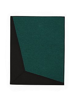 Tela Stella iPad Case in Green