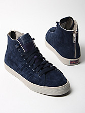adidas Nizza Hi Plus Heel Zip Trainers