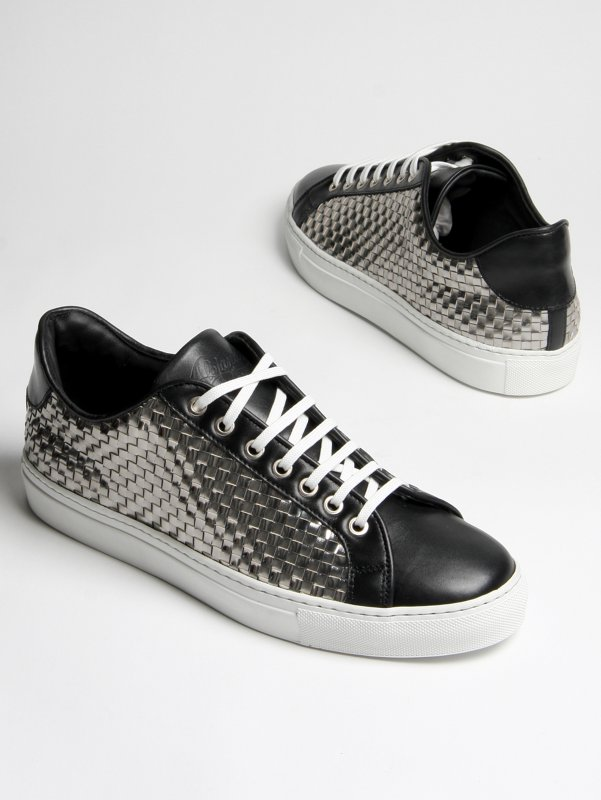 Woven Low Top