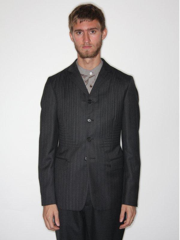 Alexander McQueen Quilt Jacket