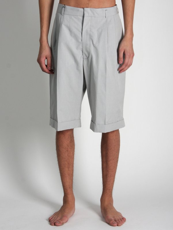 Alexander McQueen Washed Shorts
