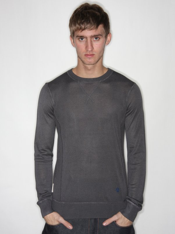 Atelier La Durance Crew Neck Cotton Knit