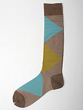 Ayame Prism 3 Qtr Socks