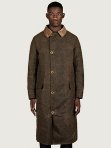 Barbour x Norton & Sons Uist Coat