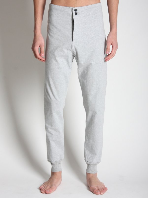 Bassike Slim Tapered Trackpant