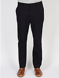 Band Of Outsiders Men's Suit Trouser With Extended Tab