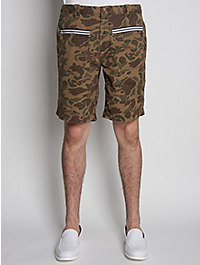 Burkman Brothers 2 Patch Pocket Shorts