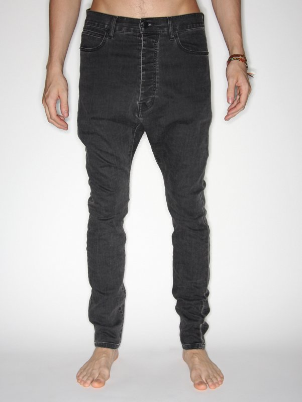 Chronicles of Never Cubism Jeans
