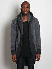 Chronicles Of Never Hooded Jacket