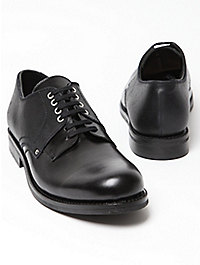 COMME des GARCONS SHIRT Derby Leather Shoe