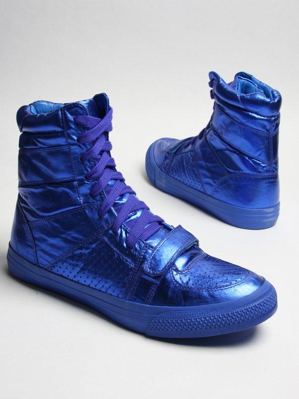 Christian Peau Strap Color Sneaker
