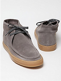 Common Projects Chukka Mid Lace-Up Trainer