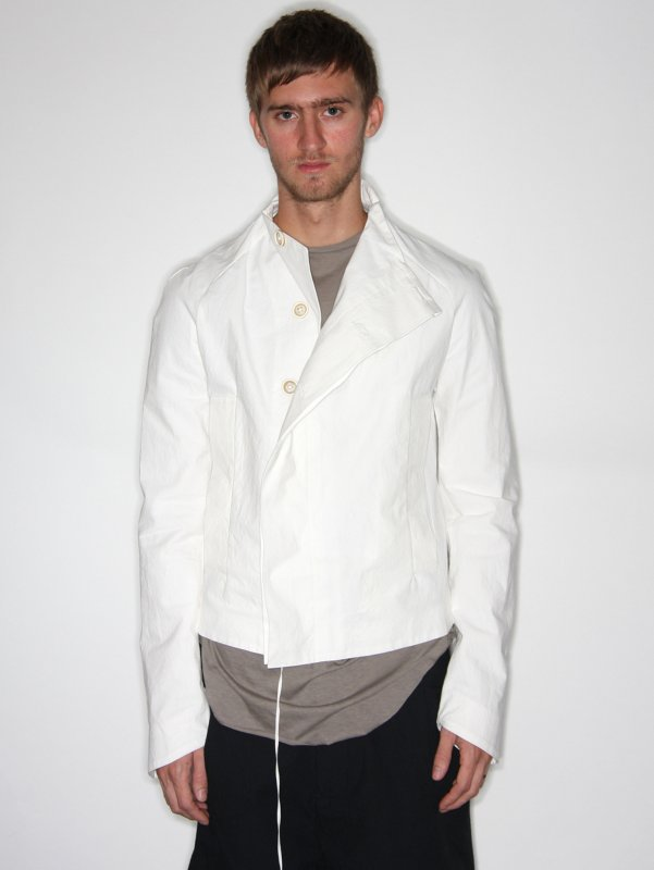 Damir Doma Short Raglan Cotton Jacket