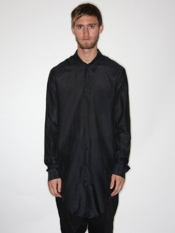 Damir Doma Basic Long Fitted Shirt