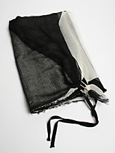 Damir Doma Splitted Cashmere Scarf