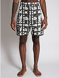 Damir Doma Men's Pronator Basic Pleated Shorts