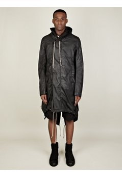 Men's Hooded Parka Coat