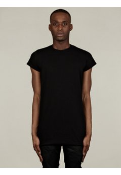Men's Black Basic T-Shirt