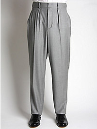 E Tautz for oki-ni Exclusive Single Pleat Trouser