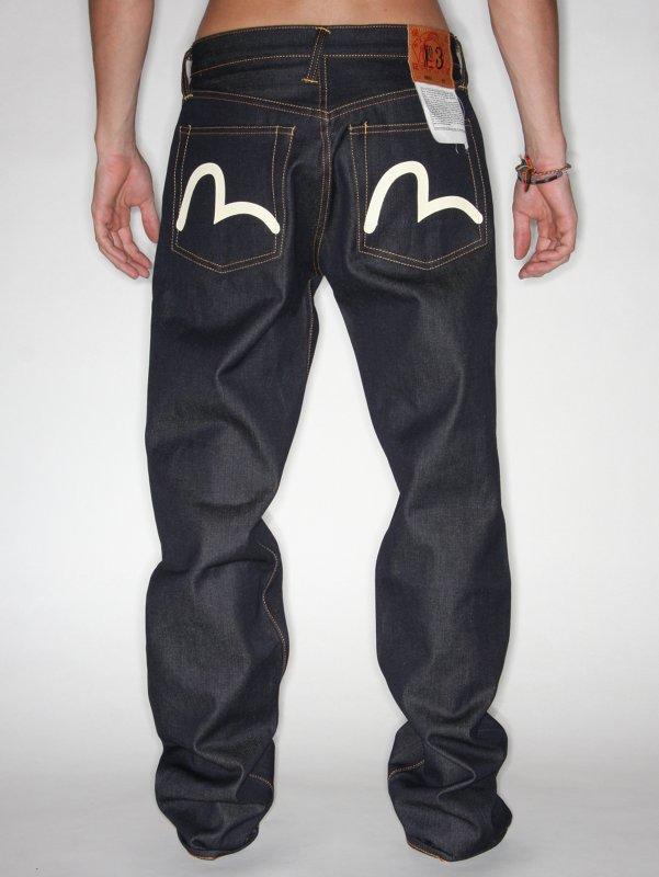 Evisu 5 Pocket Jean