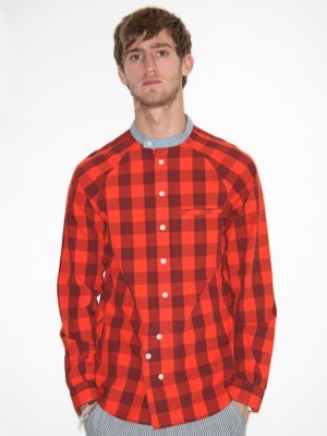 Red Raglan Shirt