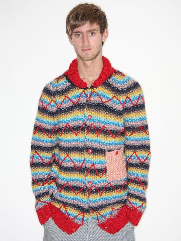 Folk Knitwear