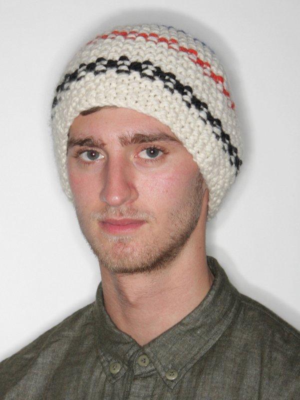 Folk Beenie Hat