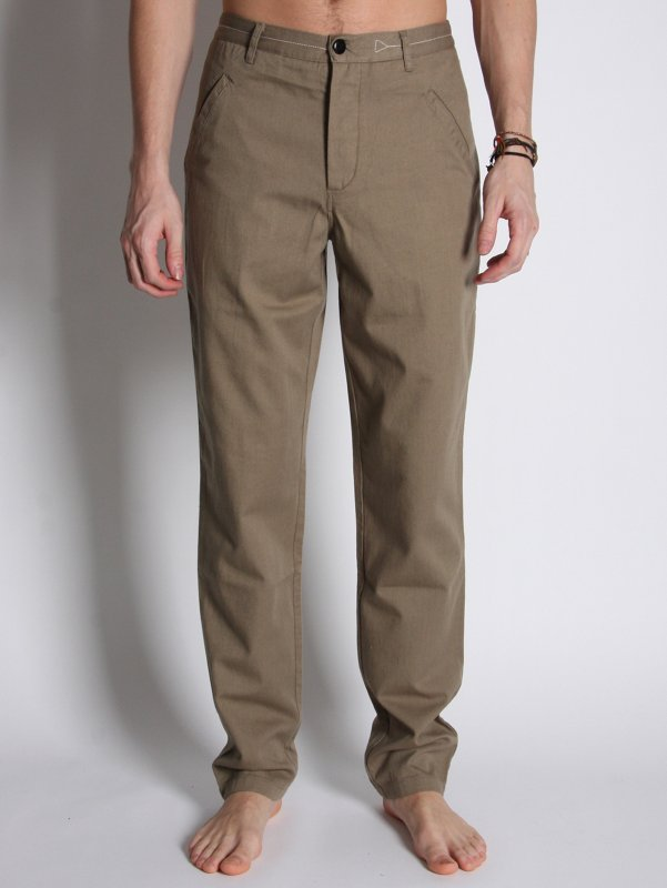 Folk Slim Trousers
