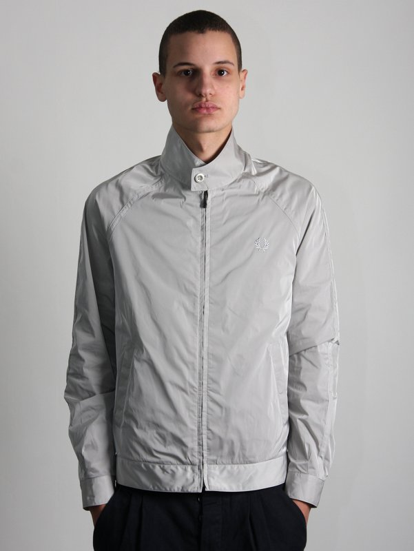Fred Perry Nylon Harrington Jacket