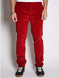 Fred Perry Laurel British Collectables Men's Courdroy Trousers