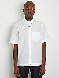Fred Perry Laurel Men's Short Sleeve Waffle Shirt