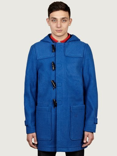 Raf Simons x Fred Perry Duffle Coat