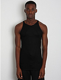 Gareth Pugh Men's Triangle-Insert Vest