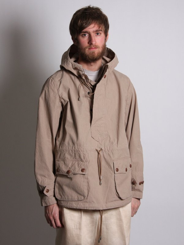 Haversack Summer Parka