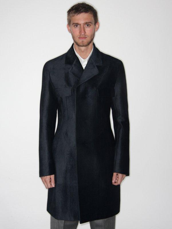 Jil Sander Nottingham Show Jacket
