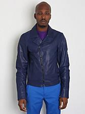 Jil Sander Men's Renegade Leather Jacket