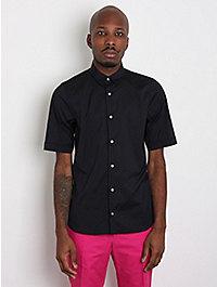Jil Sander Men's Gallery Short Sleeve Formal Shirt