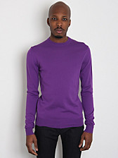 Jil Sander Men's Crew Neck Knitted Sweater Jumper