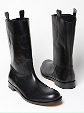 Jil Sander Fine Leather Hermes High Boot