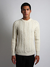J.W. Anderson Hand Knitted Jumper