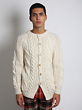 J.W.Anderson Hand Knitted Cardigan
