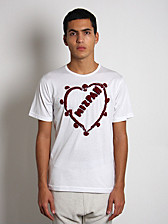 J.W.Anderson Hand Embroidered Mizpah T-Shirt