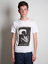 J.W. Anderson SS11 Gedney Print In Car T-Shirt