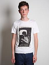 J.W. Anderson SS11 Gedney Print In Car T-Shirt