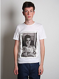J.W. Anderson Men's SS11 Gedney Print Arms Folded T-Shirt