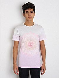 J.W. Anderson Men's Dip Dye Doily Crew T-Shirt