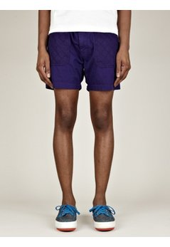 Men's Purple Shorts