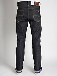 Lee 101 Z K Regular Selvedge Dry Denim Jeans